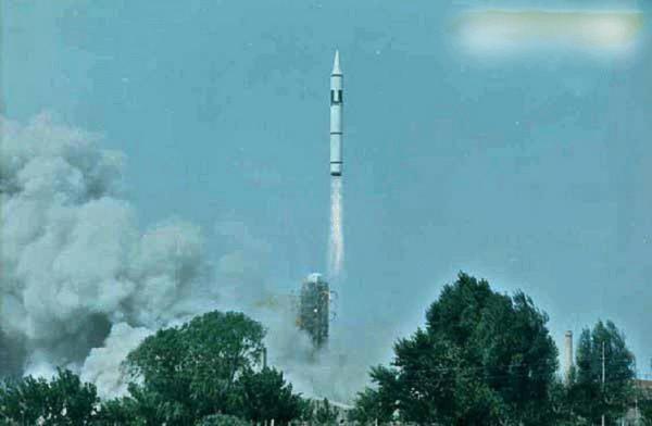 the evil red empire long range ballistic missile
