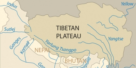THE  EVIL  RED  EMPIRE  -  RED  CHINA  -  COLONIAL  RULE  OVER  TIBET .