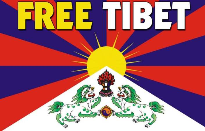 RED CHINA - RED ALERT - TIBET'S FREEDOM : ON BEHALF OF SPECIAL FRONTIER FORCE I SHARE MY CONCERN ABOUT TIBET'S FREEDOM. IF NOT NOW, WHEN ???