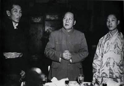 red china subjugator banquet in beijing