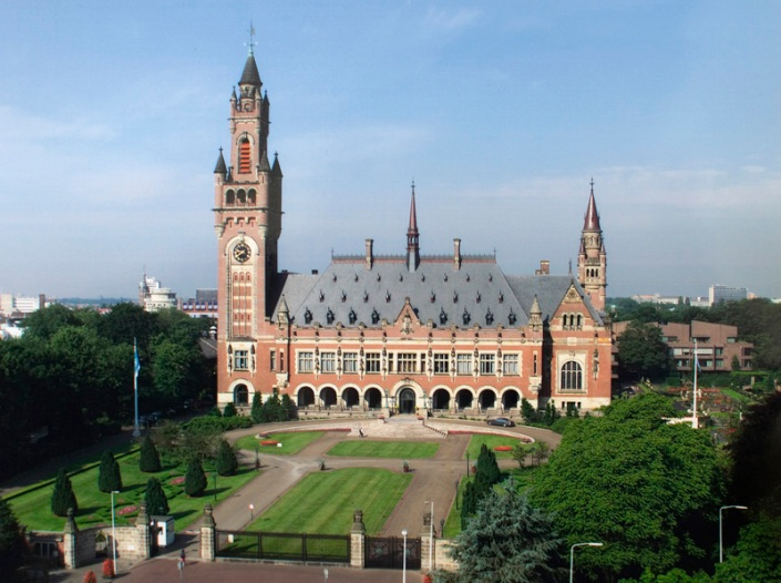 THE EVIL RED EMPIRE - RED CHINA  VS  INTERNATIONAL COURT OF JUSTICE : RED CHINA IS A TYRANT WHO WILL USE ANY EXCUSE OR PRETEXT TO IGNORE ANY UNFAVORABLE JUDICIAL DECISION OF THIS COURT IN THE HAGUE .