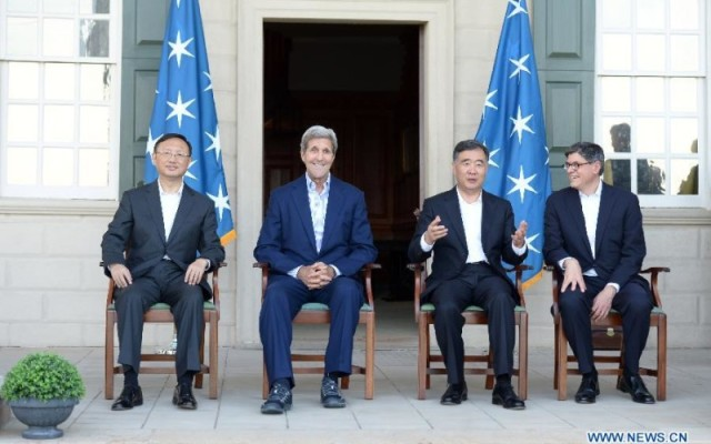 RED DRAGON - RED CHINA - RED ALERT - HEGEMONIST : THIS SEVENTH STRATEGIC AND ECONOMIC DIALOGUE BETWEEN UNITED STATES AND CHINA MUST ADDRESS THE PROBLEM OF RED CHINA'S HEGEMONISM.
