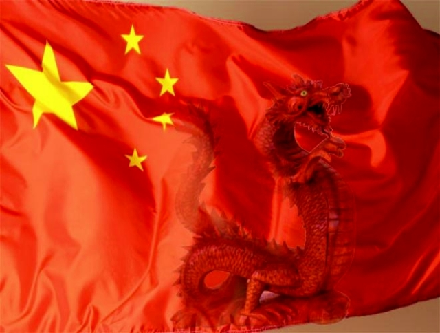THE EVIL RED EMPIRE - RED CHINA - RED DRAGON - WHO CAN MAKE WAR AGAINST RED CHINA?