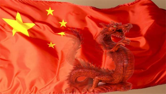 RED DRAGON - RED CHINA - RED ALERT - MILITARY DOMINANCE : AN IMMINENT THREAT TO PEACE AND SECURITY OF ALL NATIONS.