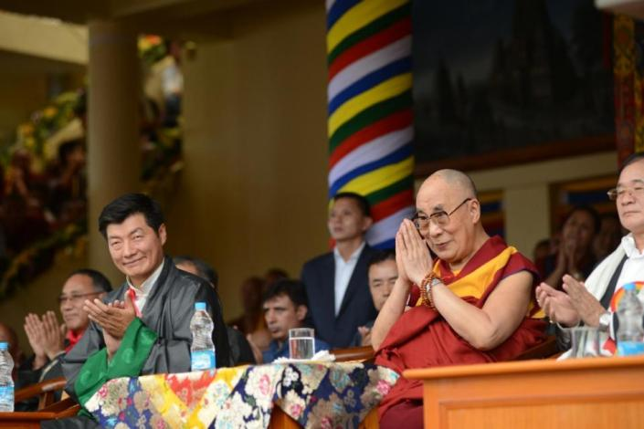SPECIAL FRONTIER FORCE JOINS PRAYERS FOR TIBETAN UNITY AND TIBETAN SOLIDARITY : TIBETAN SPIRITUAL LEADER HIS HOLINESS THE 14th DALAI LAMA CELEBRATED HIS 80th BIRTHDAY ON JUNE 21, 2015 AT MCLEOD GANJ, DHARAMSALA, INDIA. HE IS LIVING IN EXILE FOR 56 YEARS SINCE MARCH 31, 1959.