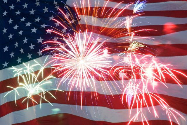 CELEBRATION OF FOURTH OF JULY AS WORLD FREEDOM DAY .