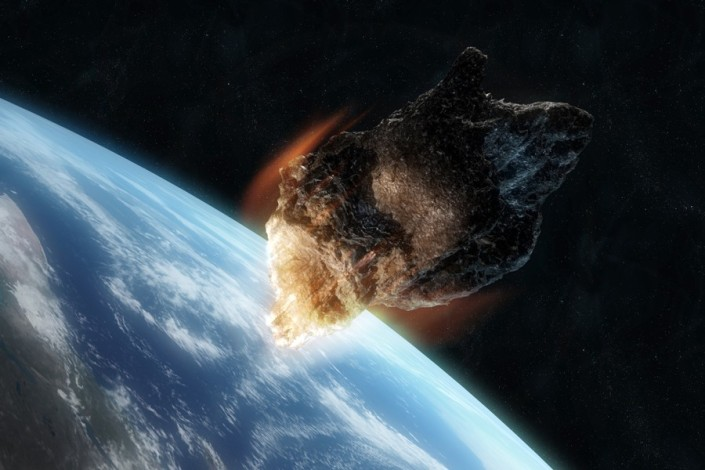 After the Dalai Lama - Doomsayer of Doom Dooma predicts - Beijing is Doomed - Asteroid