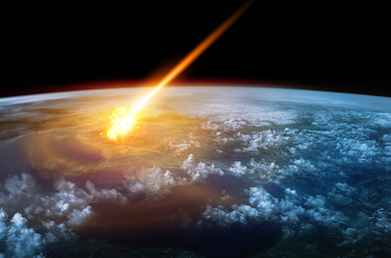 Asteroid Day - Doomsday Prophecy - The Fall of Evil Red Empire