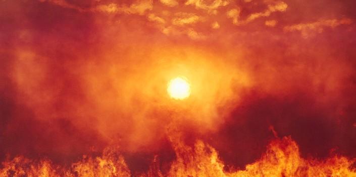 Doomsayer-Beijing Is Doomed-Tianjin Explosion-Apocalyptic Fire.