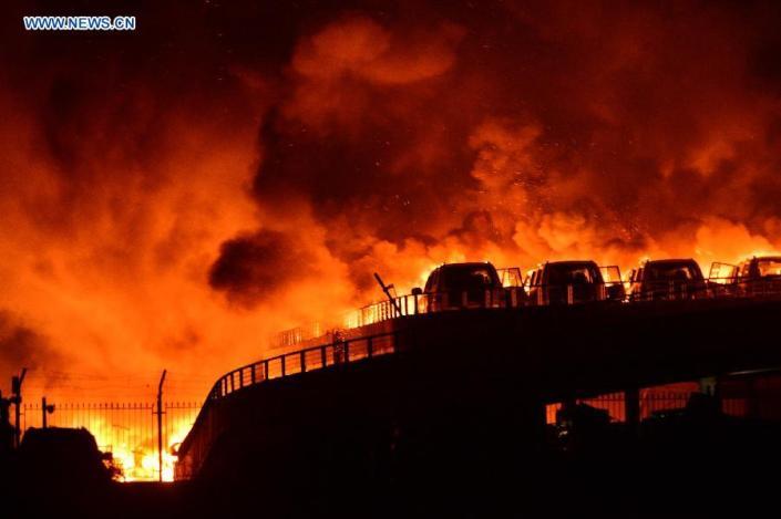 Doomsayer - Tianjin Explosion - Great Calamity.