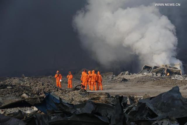 doomsayer tianjin explosion great misery