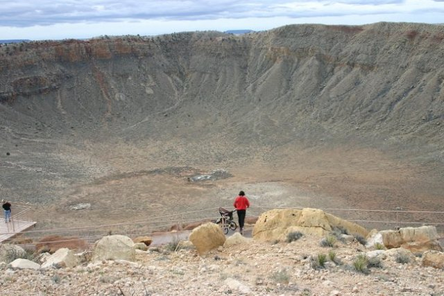 doomsayerofdoomdooma meteor crater arizona