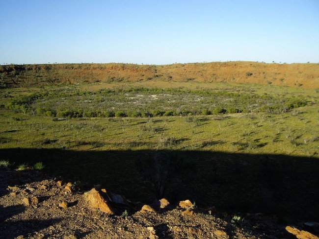 doomsayerofdoomdooma wolfe creek meteorite crater