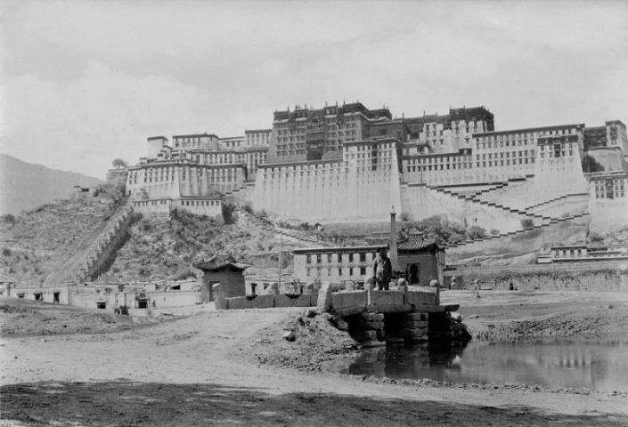 Tibet Awareness, Potala Palace, Lhasa,  Symbol of Tibet's Sovereignty.