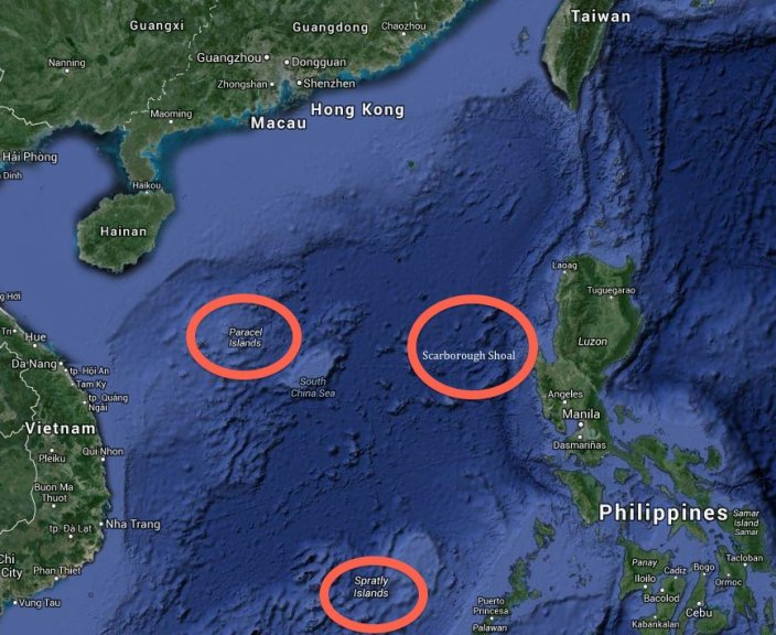 RED DRAGON - RED CHINA - AGGRESSION IN WEST PHILIPPINE SEA: RED CHINA'S MILITARY ACTIVITIES IN WEST PHILIPPINE SEA ARE MILITARY ACTS OF AGGRESSION.