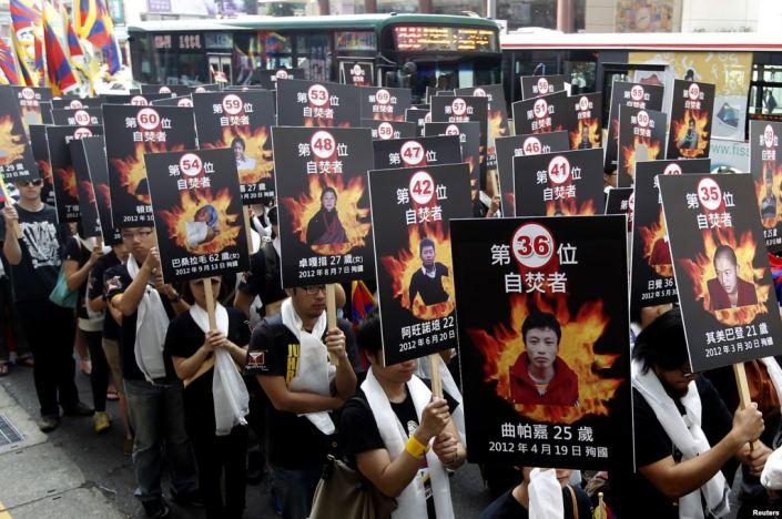 Tibet awareness. Tibet of my Consciousness. Tibet Burning.