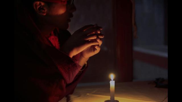 Tibet Awareness - Ngaba-Tibet's Road to Martyrdom: Tibet Self- Immolations. Dongtuk, of Aba, Sichuan in Dharamsala, India.