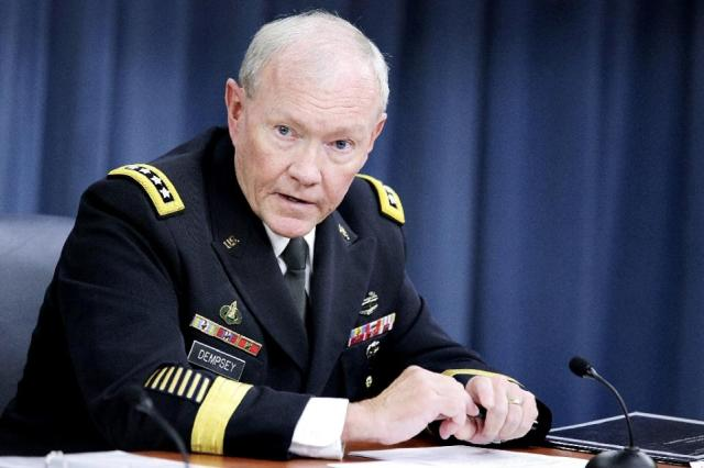 RED CHINA - RED ALERT - RED DRAGON COVETS ARCTIC. US JOINT CHIEFS OF STAFF GENERAL MARTIN DEMPSEY BRIEFED NEWS MEDIA AND FAILED TO ACKNOWLEDGE RED DRAGON'S INTENTIONS IN BERING SEA AND IN ARCTIC OCEAN.