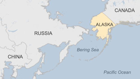 RED CHINA - RED ALERT - RED DRAGON COVETS ARCTIC: WHAT ARE RED CHINA'S TRUE INTENTIONS IN BERING SEA???