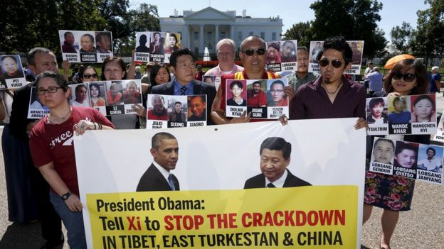 TIBET AWARENESS - UNITED STATES - CHINA RELATIONS . TIME TO DEMAND FREEDOM, PEACE, AND JUSTICE IN OCCUPIED TIBET.