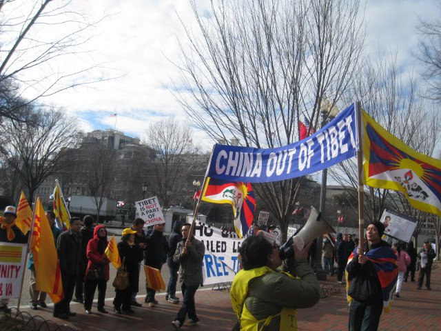 Free Vietnam Free Tibet Free East Turkestan