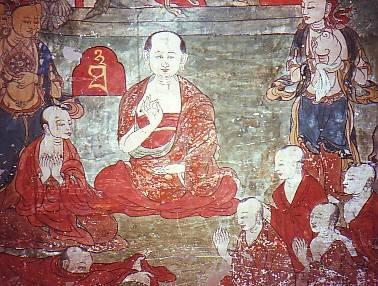 TIBET AWARENESS - THE GREAT MASTERS OF NALANDA. KAMALASHILA. BHAVANAKRAMA - THREE STAGES OF MEDITATION.
