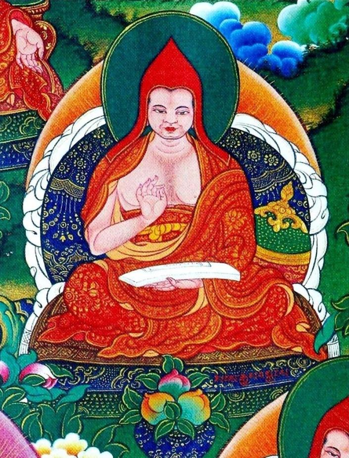 TIBET AWARENESS - THE GREAT MASTERS OF NALANDA. BUDDHAPALITA.