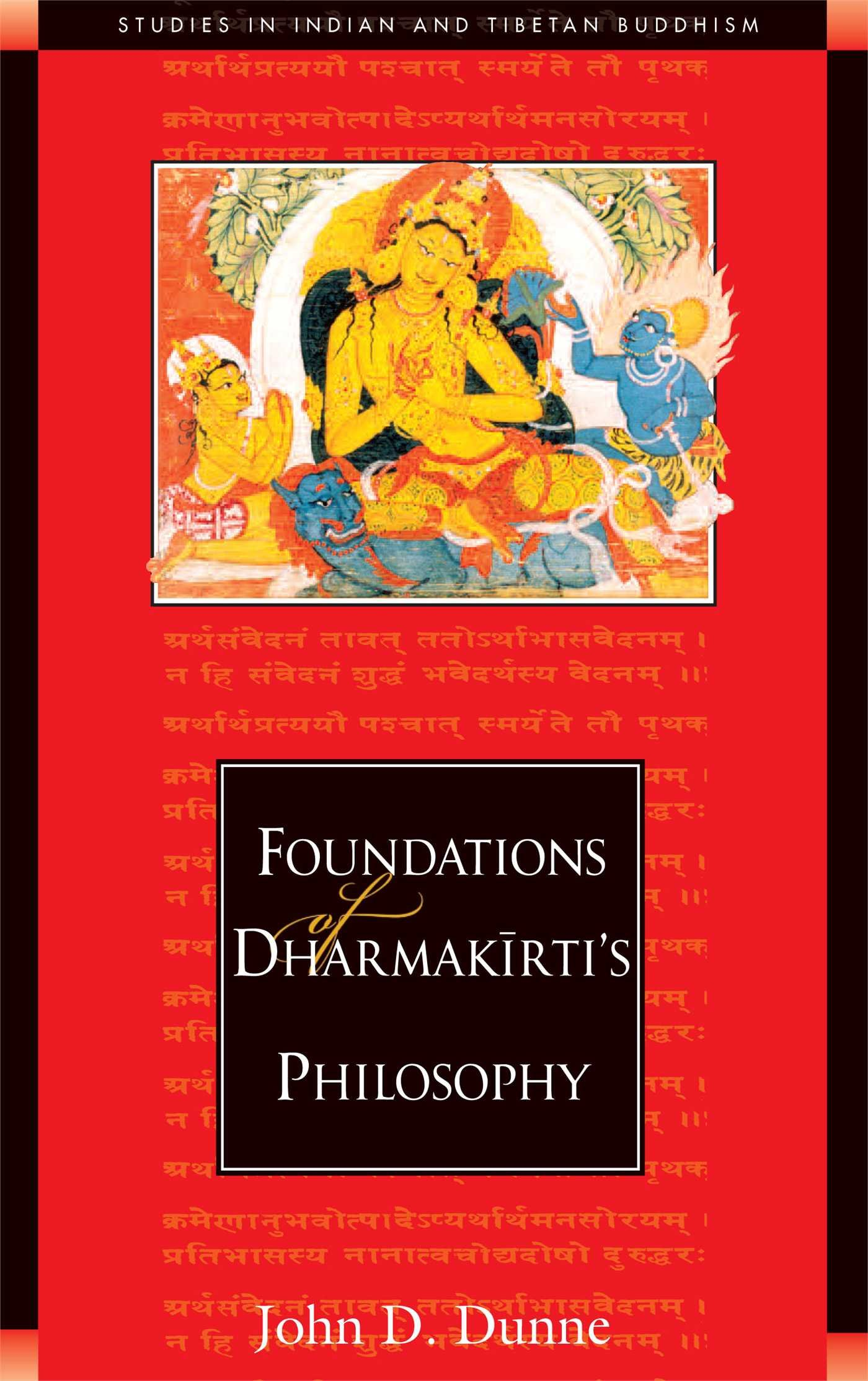 TIBET AWARENESS - THE GREAT MASTERS OF NALANDA - DHARMAKIRTI.