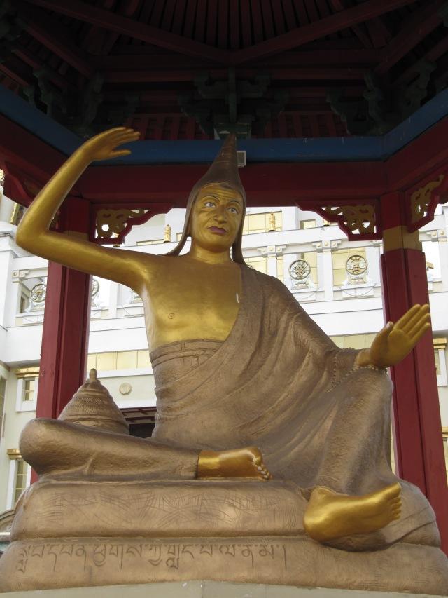 TIBET AWARENESS - THE GREAT MASTERS OF NALANDA. DIGNAGA.