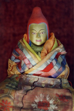 TIBET AWARENESS - GREAT MASTERS OF NALANDA. LAMA ATISHA.