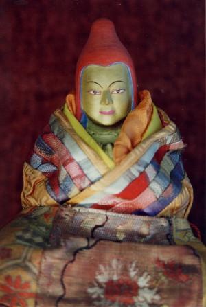 TIBET AWARENESS - GREAT MASTERS OF NALANDA. LAMA ATISHA.