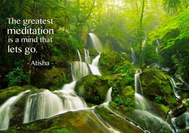 TIBET AWARENESS - GREAT TEACHERS OF NALANDA. ATISHA.
