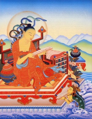 TIBET AWARENESS - THE GREAT MASTERS OF NALANDA. ACHARYA NAGARJUNA.