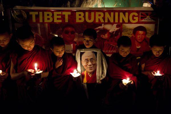 TIBET AWARENESS - TIBET BURNING - TIBET OF MY CONSCIOUSNESS.