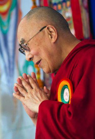 Tibet Consciousness - Saving Tibet's Culture. Dalai Lama on Saturday, October 10, 2015.