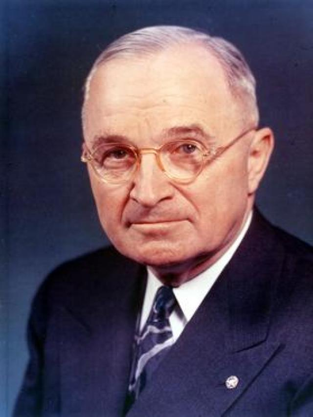 TIBET - INDIA - US RELATIONS - THE QUEST FOR TIBET EQUILIBRIUM. US PRESIDENT HARRY S TRUMAN.