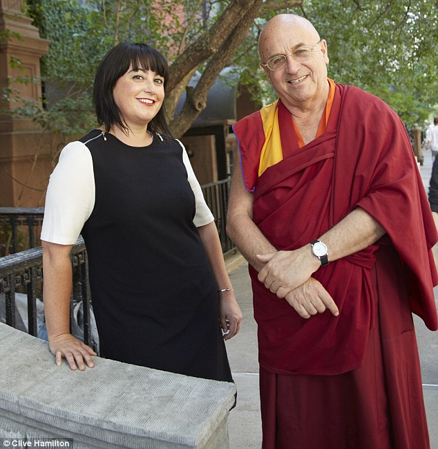 TIBET CONSCIOUSNESS - IS THERE HAPPINESS IN OCCUPIED TIBET? THIS QUESTION HAS TO BE ANSWERED WHILE STANDING ON TIBETAN SOIL FACING REALITY OF RED CHINA'S OCCUPATION.Matthieu Ricard with Jane Mulkerrins.