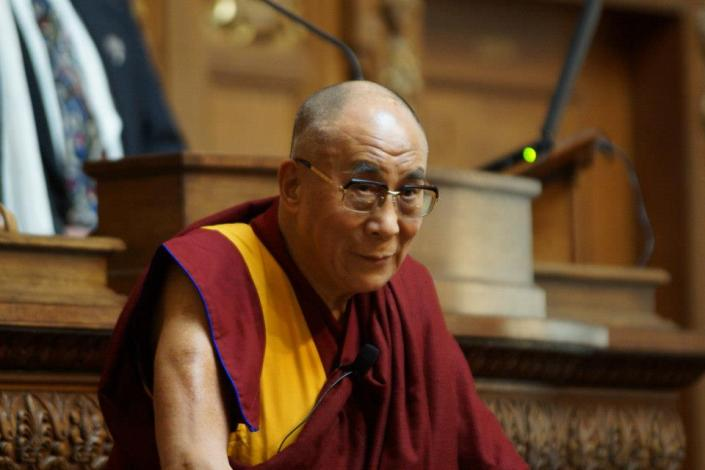 ... and Hubris: The Dalai Lama Speaks to the Wisconsin Legislature