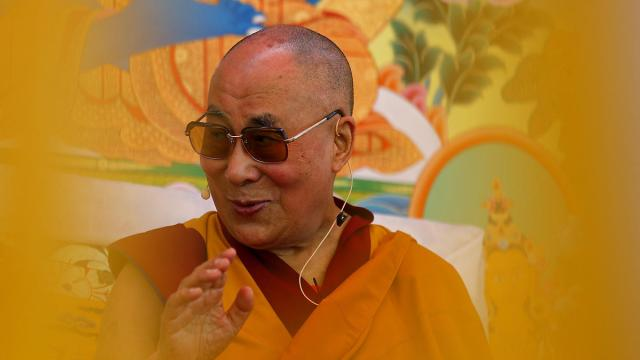 Trouble in Tibet - Which Type of Force Can Evict China? Dalai Lama Opens California Temple With Message of Compassion.
