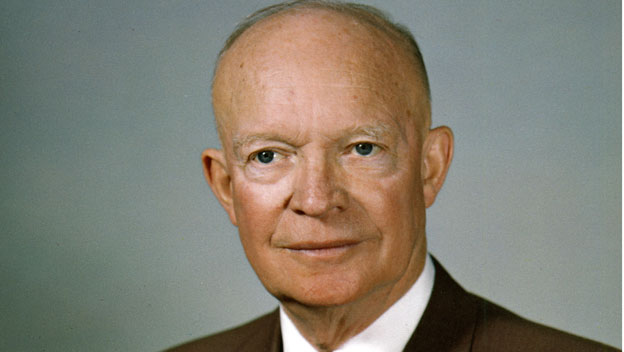 """In God We Trust"" - Special Frontier Force Trusts President Eisenhower. Trust in God is Foundational Principle to formulate Foreign Relations."