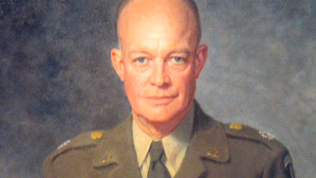 """In God We Trust"" - Special Frontier Force Trusts President Eisenhower. Trust is Foundational Principle to define Relations."