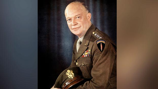 """In God We Trust"" - Special Frontier Force Trusts President Eisenhower. Belief in God, and Trust in Leadership."