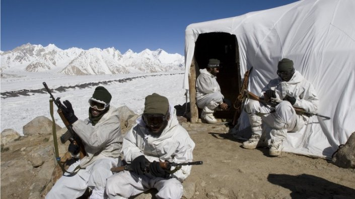 Special Frontier Force Defends Jammu and Kashmir. Indian Army, Siachen.