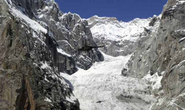 Special Frontier Force Defends Jammu and Kashmir in Partnership With Indian Army. Siachen.