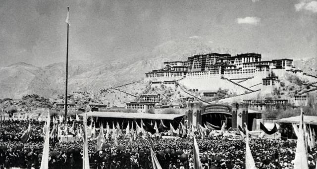 TIBET AWARENESS - HISTORY OF TIBET'S UNREST.