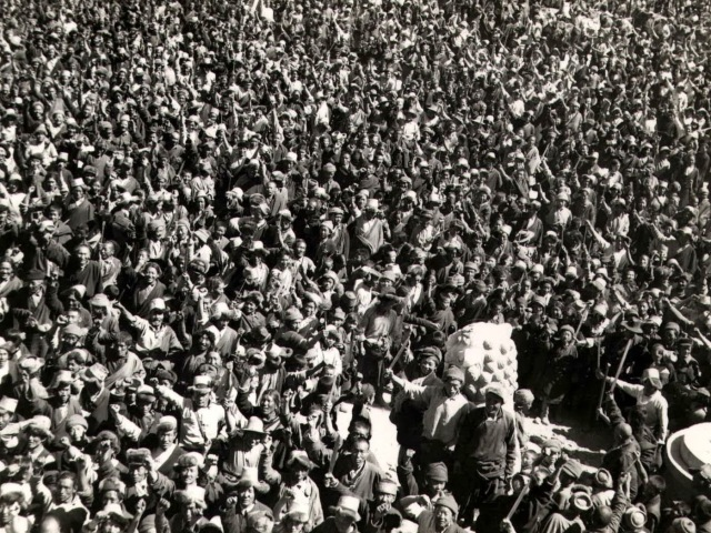 TIBET AWARENESS - HISTORY OF TIBET'S UNREST - TIBETAN NATIONAL UPRISING DAY, MARCH 10, 1959.