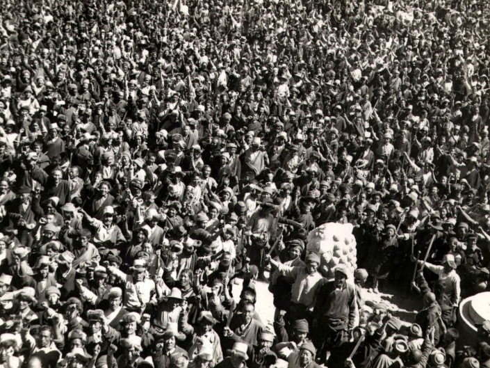TIBET AWARENESS - HISTORY OF TIBET'S UNREST - TIBETAN NATIONAL UPRISING DAY, MARCH 10, 1959.