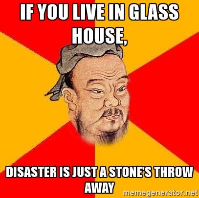 Beijing's Doom is Near - Stone's Throw Away.