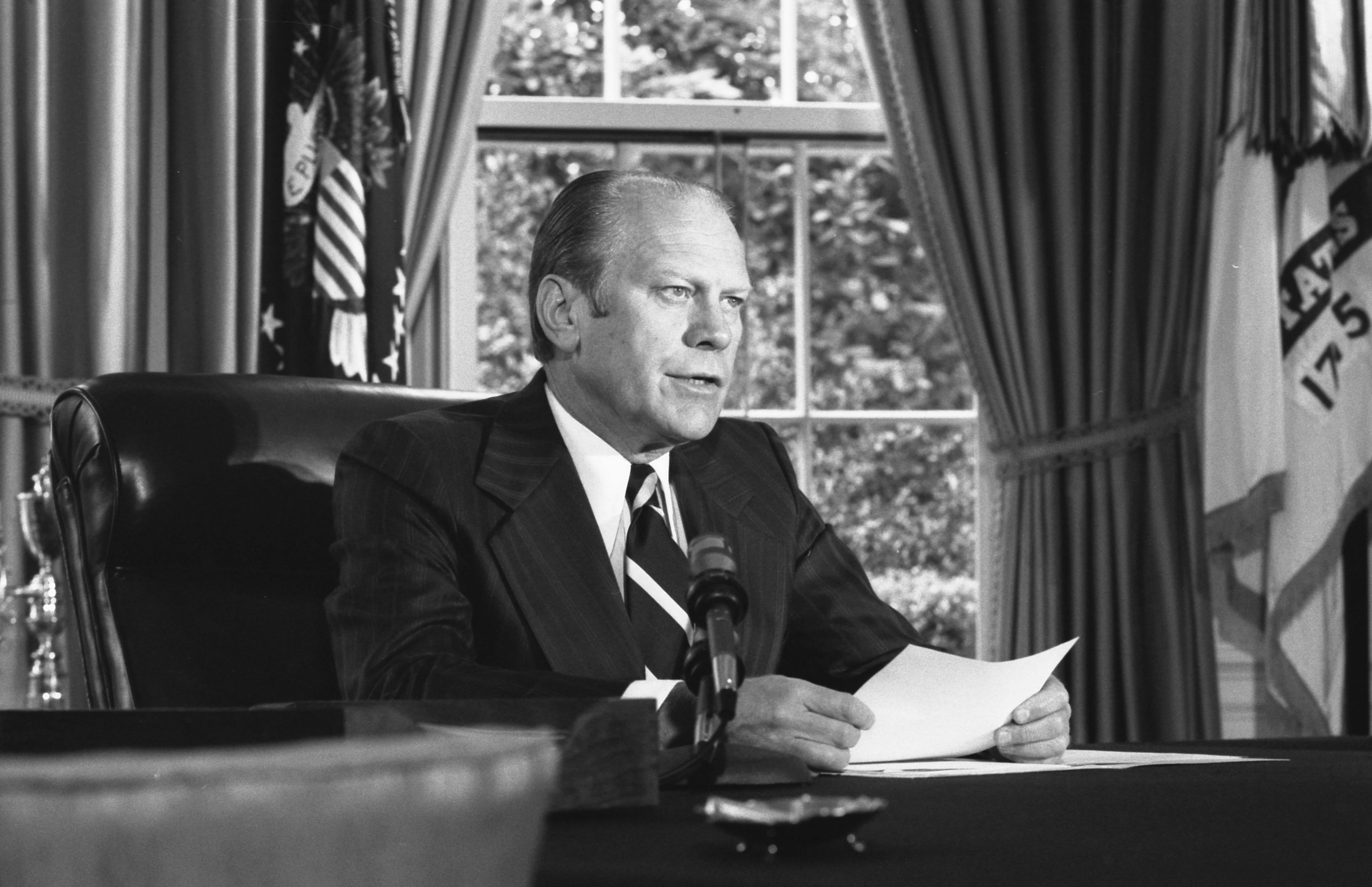 Doomsayer Of Doom Dooma My Nixon Ford Connection