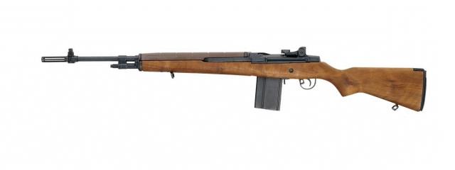 Doomed Gun of Doom Dooma. Operation Eagle M14 US Rifle.